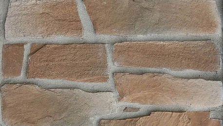 Obkladový kámen COUNTRY hnědý