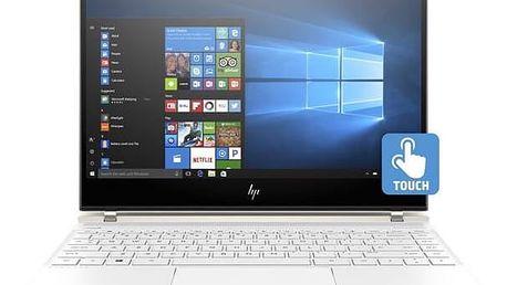 HP Spectre 13-af003nc (2ZG70EA#BCM) bílý