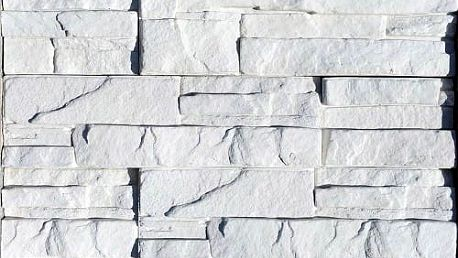 Obkladový kámen MONTANA bílá