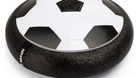 Vznášející se plochý fotbalový míč s LED - dodání do 2 dnů