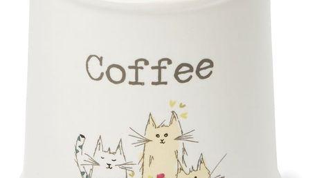 Dóza na kávu Cooksmart England Kittens