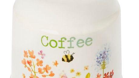 Dóza na kávu Cooksmart England Flowers