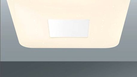 Led stropní svítidlo samurai, max 30 watt, 43,5/6,5/43,5 cm