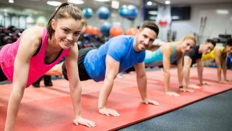 Intenzivní fitness program pod vedením trenéra
