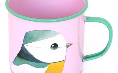 Hrnek Gift Republic Pink Bird