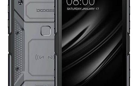 Doogee S60 Dual SIM 6 GB + 64 GB (6924351617226) černý