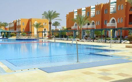 Egypt - Hurghada na 8 až 13 dní, ultra all inclusive s dopravou letecky z Prahy