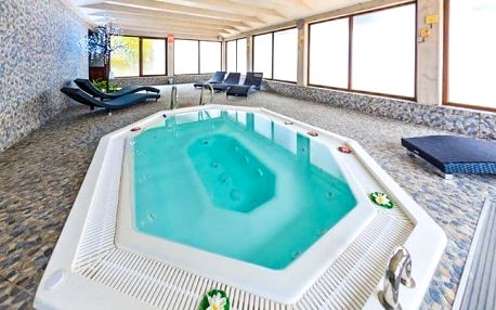 Polské wellness s polopenzí v hotelu Werona