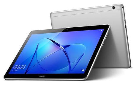 Dotykový tablet Huawei T3 10 (TA-T310W16TOM) šedý Software F-Secure SAFE, 3 zařízení / 6 měsíců v hodnotě 979 Kč