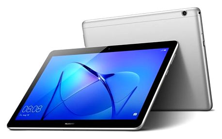 Dotykový tablet Huawei MediaPad T3 10 šedý + dárek (TA-T310W16TOM)