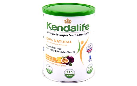 KENDALIFE Mango a Passion Fruit koktejl (450 g)