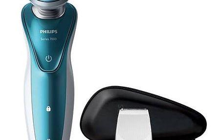 Philips Série 7000 S7370/12 modrý