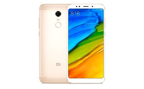 Mobilní telefon Xiaomi Redmi 5 Plus 64 GB (17839) zlatý Software F-Secure SAFE, 3 zařízení / 6 měsíců v hodnotě 979 Kč + DOPRAVA ZDARMA