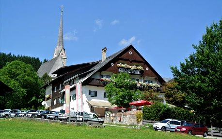 Rakousko - Dachstein West na 5 až 7 dní, polopenze s dopravou vlastní