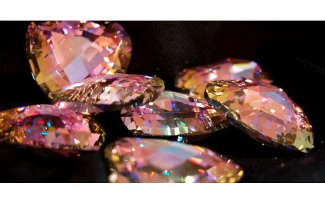 Feng Shui krystaly na zavěšení v dárkové krabičce