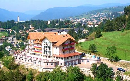 Itálie - Val di Fiemme/Obereggen na 5 dní, polopenze s dopravou vlastní