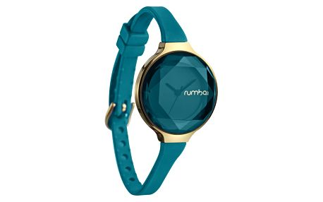 Dámské tyrkysové hodinky Rumbatime Diamond
