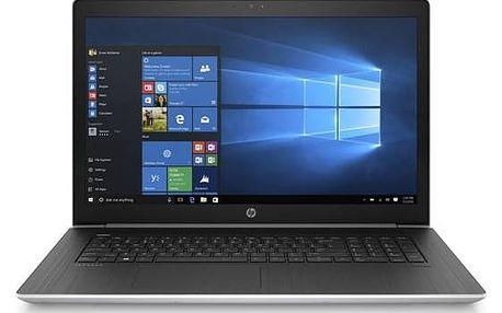 HP ProBook 470 G5 (3BZ56ES#BCM) stříbrný