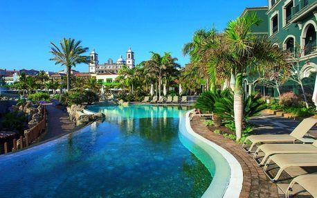 Kanárské ostrovy - Gran Canaria na 8 až 15 dní, polopenze nebo snídaně s dopravou letecky z Prahy