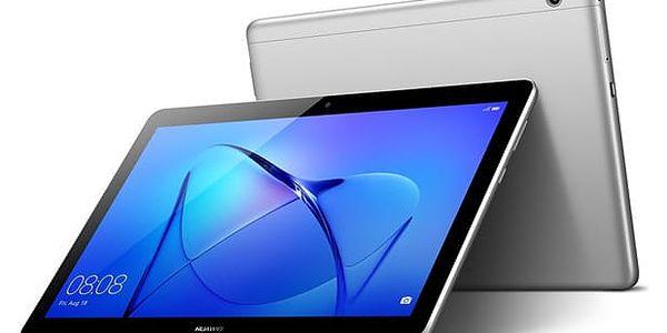 Dotykový tablet Huawei T3 10 (TA-T310W16TOM) šedý Software F-Secure SAFE, 3 zařízení / 6 měsíců v hodnotě 979 Kč + DOPRAVA ZDARMA