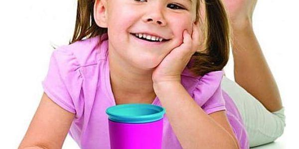 Vodotěsný hrníček WOW cup - už nikdy nic nerozlijete!