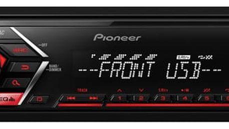 Autorádio Pioneer MVH-S100UB černé