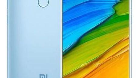 Mobilní telefon Xiaomi Redmi 5 Plus 64 GB (17840) modrý Software F-Secure SAFE, 3 zařízení / 6 měsíců v hodnotě 979 Kč + DOPRAVA ZDARMA