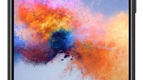 Mobilní telefon Honor 7X Dual SIM černý + dárky (51091YVK)