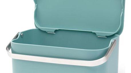 Modrý box na kuchyňský odpad Brabantia Compost