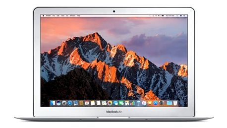 Notebook Apple MacBook Air 13 256 GB - silver (MQD42CZ/A)