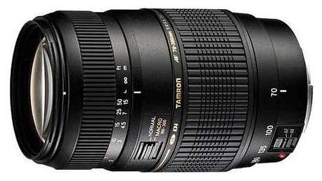 Tamron AF 70-300mm F/4-5.6 Di LD Macro 1:2 pro Nikon (A17 N II) černý