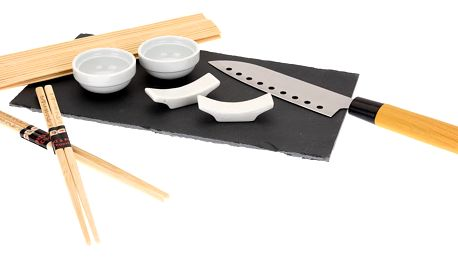 Sada pro občerstvení, předkrmy, suši - 9 kusů v sadě EH Excellent Houseware