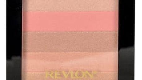Revlon Highlighting Palette 7,5 g rozjasňovač pro ženy 020 Rose Glow