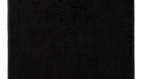 Jahu ručník bambus Paris černá, 50 x 100 cm