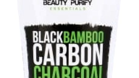 Diet Esthetic Black Bamboo Carbon Charcoal Peel-Off Mask 50 ml pleťová maska pro ženy