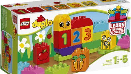 LEGO® DUPLO® 10831 Toddler Moje první housenka