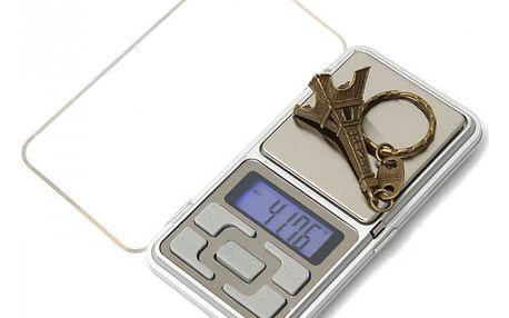 Přenosná kapesní váha do 200 g