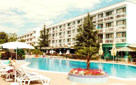 Bulharsko - Slunečné Pobřeží na 6 až 8 dní, all inclusive nebo polopenze s dopravou letecky z Prahy nebo Ostravy