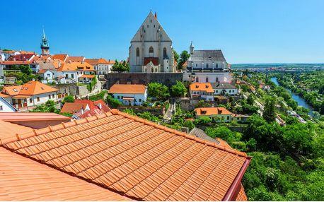 3 dny na jižní Moravě: snídaně i degustace vína