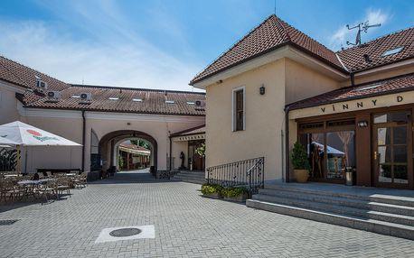 Jarní relax pro dva v zámečku Chateau Krakovany u Piešťan