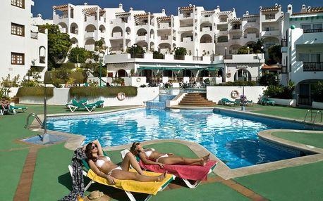 Kanárské ostrovy - Tenerife na 8 až 11 dní, all inclusive nebo snídaně s dopravou letecky z Prahy