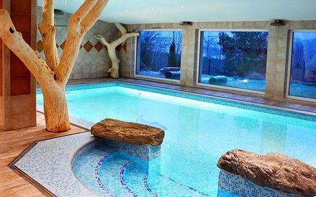 Hotel Podlesí: 1–2 noci s polopenzí + bazén