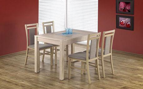 Dřevěný jídelní stůl Maurycy dub sonoma
