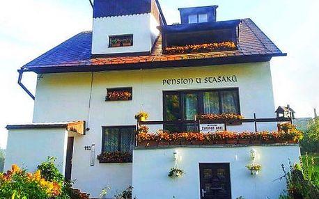 České Švýcarsko: pobyt pro 2 osoby na 3-6 dní s polopenzí