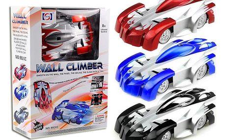 Antigravitační autíčko WALL CLIMBER