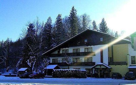 Rakousko - Dachstein West na 6 až 7 dní, snídaně s dopravou vlastní