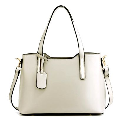 Dámská šedá kabelka Lisa 528