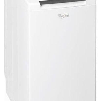 Automatická pračka Whirlpool TDLR 65231 ZEN bílá