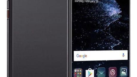 Mobilní telefon Huawei P10 Dual SIM černý + dárek (SP-P10DSBOM)
