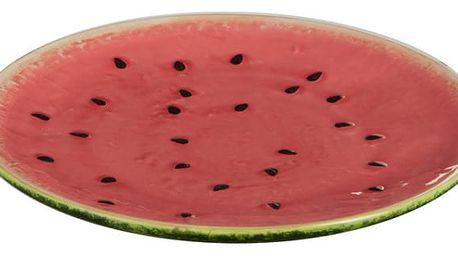 Talíř J-Line Watermelon, ⌀ 23cm